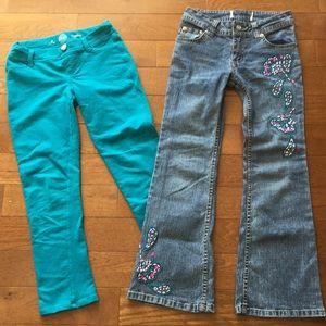 🎈Girls Pants/Jeans Lot🎈
